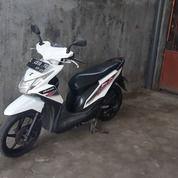 Beat Injeksi 2013 Plat L Surabaya Surat Lengkap Hidup Tinggal Pakai (30225777) di Kab. Kediri