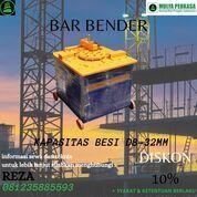 Sewa Bar Bender Dan Bar Cutter Magelang Kapasitas Besi D8-32mm (30231885) di Kota Magelang