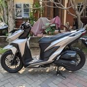 Honda Vario 150cc 2018 Matte Silver (30232988) di Kota Surabaya