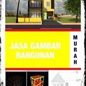 Jasa Gambar Bangunan Murah Yogyakarta (30234191) di Kab. Bantul
