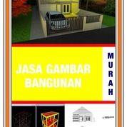 Murah, Jasa Gambar Rumah Jogja (30234261) di Kab. Sleman