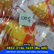 PRODUSEN 085231361659 Cetak Label Baju Demak (30234877) di Kab. Demak