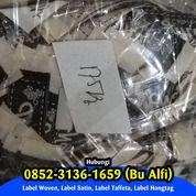 PABRIK 085231361659 Cetak Label Baju Purwodadi (30234889) di Kab. Purworejo