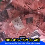 Bu Alfi 085231361659 Cetak Label Baju Jepara (30234900) di Kab. Jepara