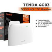 Wifi Router Simcard 4G LTE (30236893) di Kab. Sleman