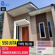 Rumah Murah 3 Kamar Luas 93 Meter Akses 2 Mobil (30238996) di Kota Tangerang Selatan