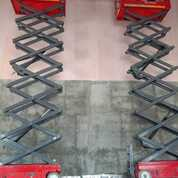 Rental Scissor Lift 12 Meter Di Kendal-Sewa Scissor Lift 16 Meter Di Kendal (30239724) di Kab. Kendal