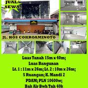 Ruko Hos Cokroaminoto, Pontianak, Kalimantan Barat (30240823) di Kota Pontianak