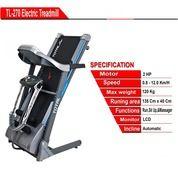 Treadmill Elektrik 3 Fungsi Best Seller Tl-270 (30242073) di Kota Cimahi