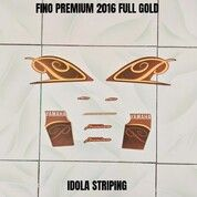 Striping Fino Premium 2016 Full Gold (30243519) di Kota Jambi