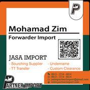 JASA FORWARDER IMPORT   PARTNERIMPORT.COM   081317149214 (30243784) di Kota Jakarta Timur
