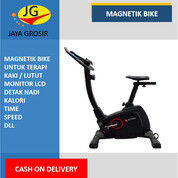 Magnetik Bike New Fitness Hand Pulse (30245622) di Kab. Tuban