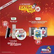 Mitra10 Kalimalang EXTRA SALE HEMAT HINGGA 60% (30246258) di Kota Bekasi