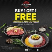 PLATINUM GRILL Buy 1 Get 1 Free (30246982) di Kab. Cirebon