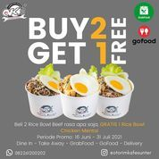 Otorim Kafe Sunter (OKS) BUY 2 GET 1 FREE (30247040) di Kota Jakarta Utara