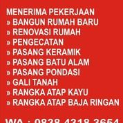 Jasa Tukang Bangunan Di Kabupaten Bandung Wa 0838 4318 3654 (30248395) di Kab. Bandung
