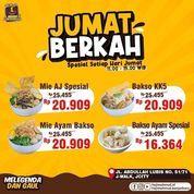 Mie Ayam Haji Mahmud Medan Jumat Berkah (30252659) di Kota Medan