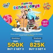Trans Snow World Bekasi Family Schoolidays!! (30252882) di Kota Bekasi