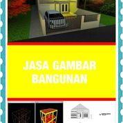 Sleman, Jasa Gambar Bangunan Harga Terjangkau (30252965) di Kab. Sleman