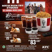 KFC Palembang Trade Center KFC ORIGINAL MOVIE COMBO! (30253095) di Kota Palembang