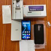Xiaomi Redmi Note 8 Pro 6/64gb NFC (30260907) di Kota Jakarta Selatan