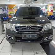 Toyota Hilux G 4x4 Mt Hitam 2015 (30261141) di Kota Ternate
