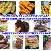 Usaha Makanan Cemilan Kue Pukis Rainbow (30261464) di Kota Jakarta Selatan