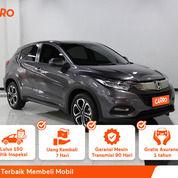 Honda HRV 1.5 SE CVT 2019 Abu-Abu (30265904) di Kota Jakarta Barat