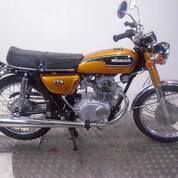 Honda Cb175 Tahun 1972 Mulus (30266761) di Kota Surabaya