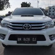 Toyota Hilux Dc G 4x4 Mt 2015 (30266765) di Kab. Bolaang Mongondow Utara