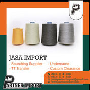 JASA IMPORT BENANG NILON   PARTNERIMPORT.COM   081317149214 (30268643) di Kota Jakarta Timur