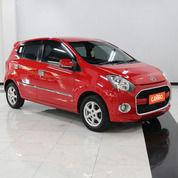 Daihatsu Ayla 1.0 X MT 2017 Merah (30272402) di Kota Jakarta Pusat