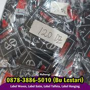TERMURAH 087838865010 Jasa Label Baju (30273442) di Kab. Sleman