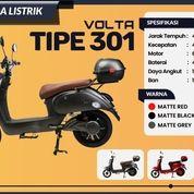 Sepeda Listrik Volta Tipe 301 Warna Hitam (30276606) di Kab. Semarang