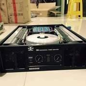Power Amplifier Rdw Nd9000 Second Like (30279241) di Kota Bengkulu