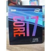 Intel Core I7 9700 Processor [Box] (30285964) di Kota Surakarta