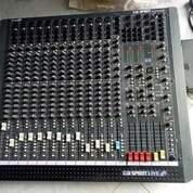 Mixer Soundcraf Sprit Live4/2 16cannel Second Like (30287587) di Kota Lhokseumawe