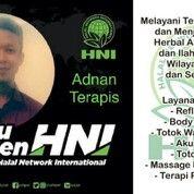 Adnan Terapis HNI (30296299) di Kota Bogor