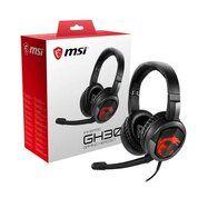 MSi Immerse GH30 - Gaming Headset (30300121) di Kota Surakarta