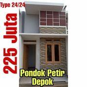 Rumah Murah Baru 200 Jutaan Ready SHM (30302712) di Kota Depok