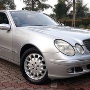 Mercy E 280 7G TRONiC Matic 2006 Silver KM 70.000 FULL ORISINIL (30306243) di Kota Tangerang