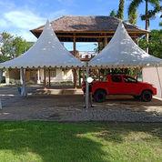 Tenda Kerucut Sarmafil Termurah 5x5 4x4 3x3 Murah (30310127) di Kota Makassar