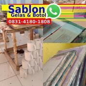 Tempat Sablon Gelas Plastik Terdekat (30311143) di Kab. Karimun