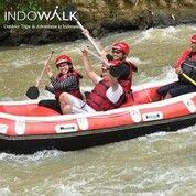 Wisata Arung Jeram Citarik Sukabumi Indowalk (30317522) di Kab. Sumedang