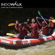 Harga Rafting Di Citarik Sukabumi Indowalk (30317525) di Kab. Sumedang