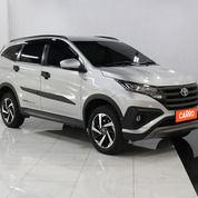 Toyota Rush S TRD Sportivo MT 2019 Silver (30319885) di Kota Jakarta Pusat