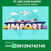 JASA IMPORT RESMI (30320424) di Kota Jakarta Timur