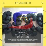 READY STOK BANYAK ELBOW 90 COMPRESSION JOINT HDPE (30321958) di Kab. Malang