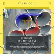 SUPLAYER PIPA PVC BAGONG PANJANG 4 METER WARNA ABU (30321982) di Kab. Nganjuk