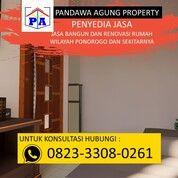 TANPA BANK |0823-3308-0261 | Jasa Tukang Bangunan Borongan Di Ponorogo, PANDAWA AGUNG PROPERTY (30331447) di Kab. Ponorogo